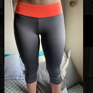 Under Armour workout leggings🧡